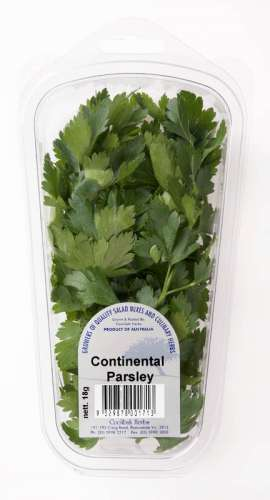 cont parsley